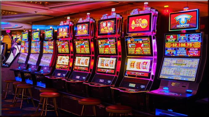 Judi Slot Online Dengan Uang Asli