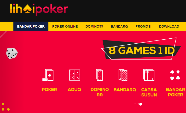 Lihaipoker : Daftar Poker Online, Situs Poker Terpercaya